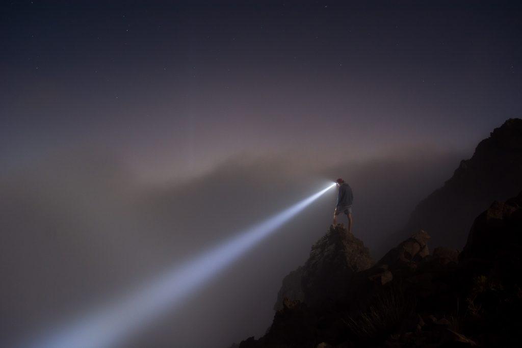 Amazing LED Headlamp