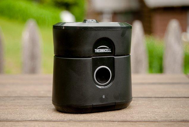 Portable Outdoor Mosquito Repeller
