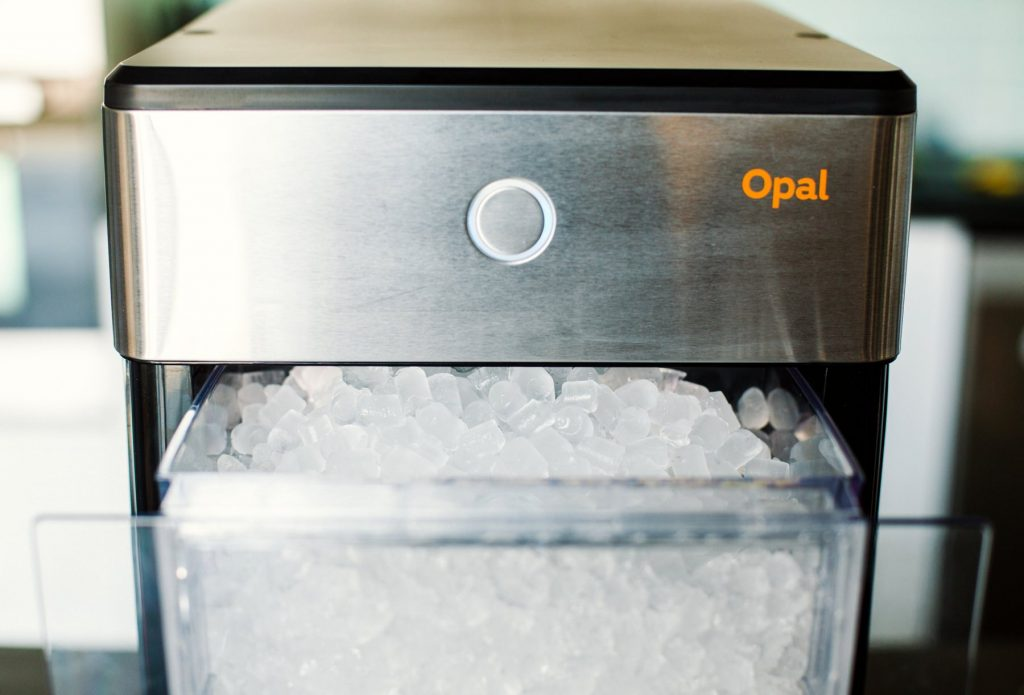 Opal Nugget ice maker: